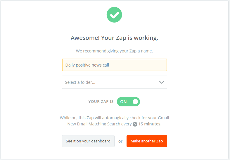 How to Send Voice (Text to Speech) Call on Zapier | CM Help Center