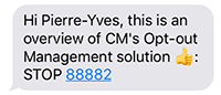 Opt-out Management - How it works? | CM Help Center